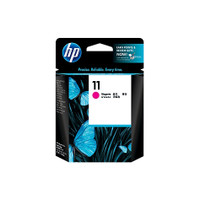 HP 11 (C4837AA) Magenta Ink Cartridge