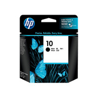 HP 10 (C4844AA) Black Ink Cartridge