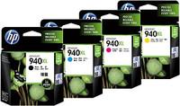 HP 940XL High Yield Bundle Pack