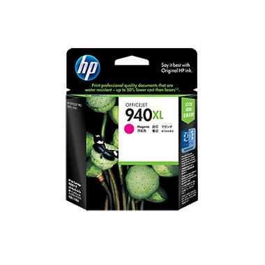 HP 940XL (C4908AA) Magenta Ink Cartridge - High Yield