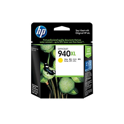 HP 940XL Yellow Ink Cartridge (Original)