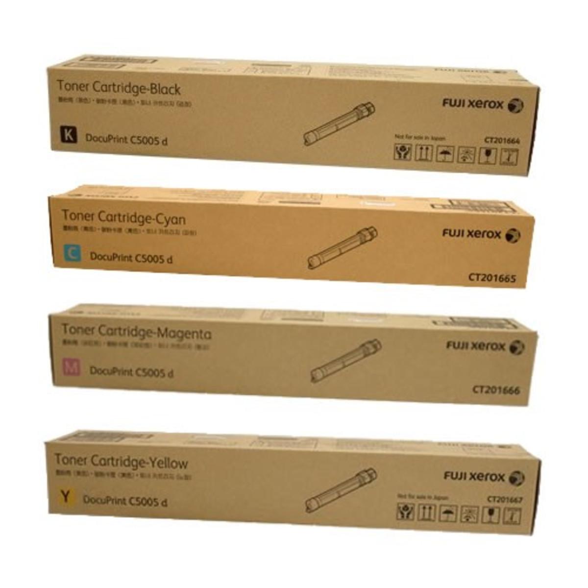 Xerox C5005 Bundle Pack