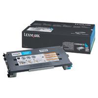 Lexmark C500H2CG Cyan Toner Cartridge - High Yield