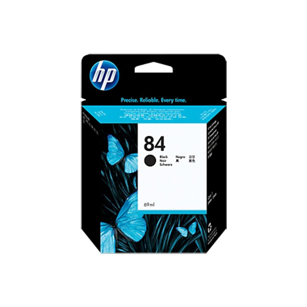 HP 84 (C5016A) Black Ink Cartridge