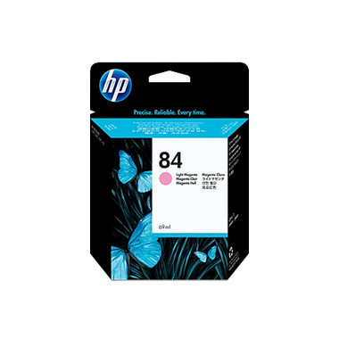 HP 84 (C5018A) Light Magenta Ink Cartridge