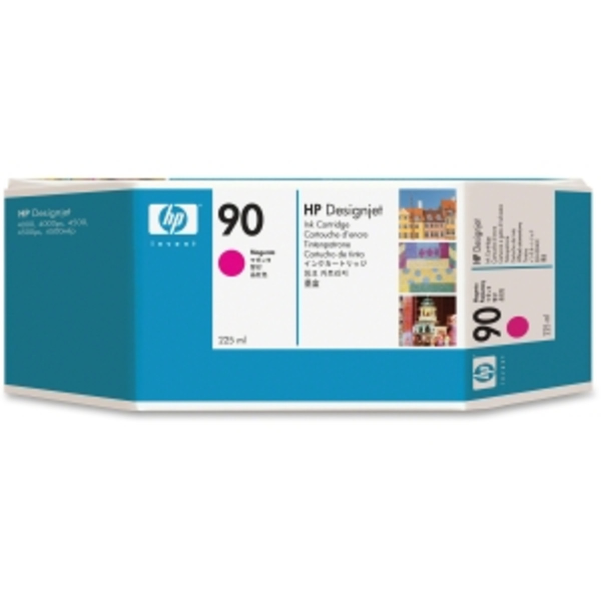HP 90 (C5062A) Magenta Ink Cartridge