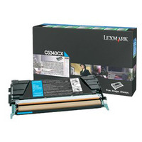 Lexmark C534DN Cyan Toner Cartridge - High Yield