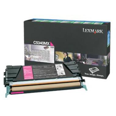 Lexmark C534 Magenta Toner Cartridge (Original)
