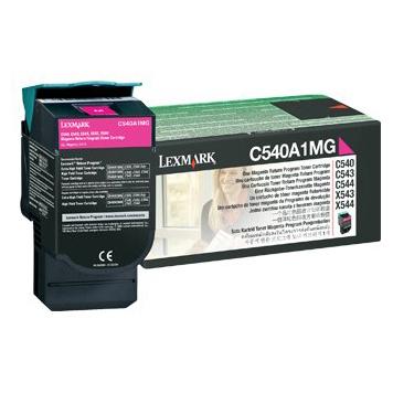 Lexmark C540 Magenta Toner Cartridge (Original)