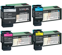 Lexmark C540H High Yield Bundle Pack