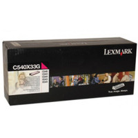 Lexmark C540 (C540X33G) Magenta Developer Unit