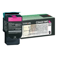 Lexmark C544X1MG XHY Magenta Rebate Toner Cartridge - High Yield