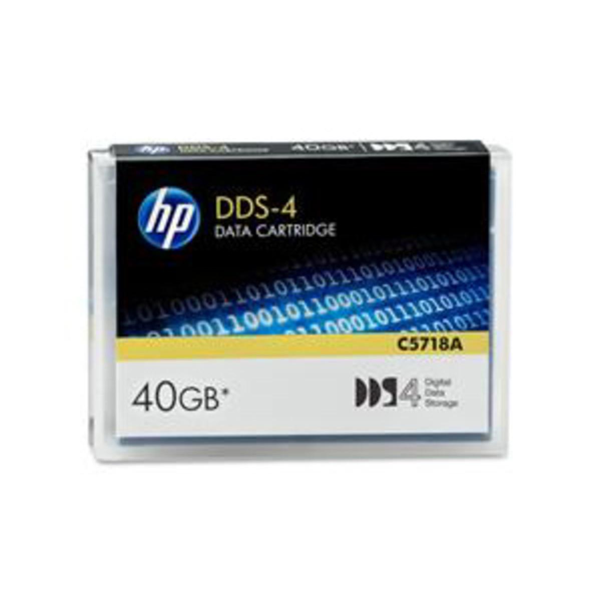 HP DDS 4 Data Cartridge 40GB/150M