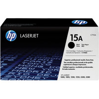 HP 15A (C7115A) Black Toner Cartridge