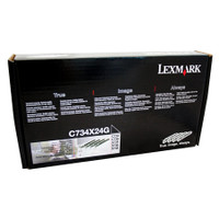 Lexmark C734X24G Photoconductor Unit - 4 Pack