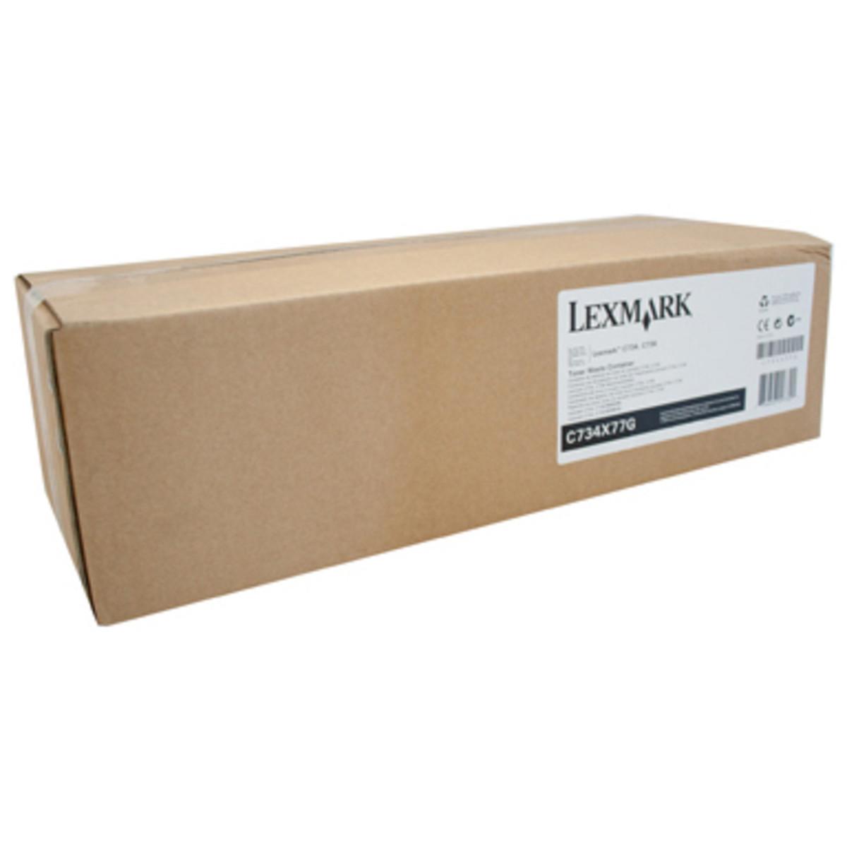 Lexmark C734X77G Waste Bottle