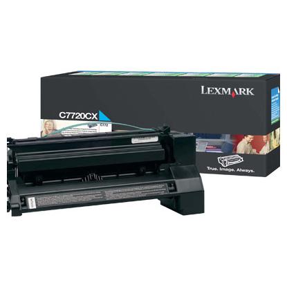 Lexmark C7220 Cyan Toner Cartridge (Original)