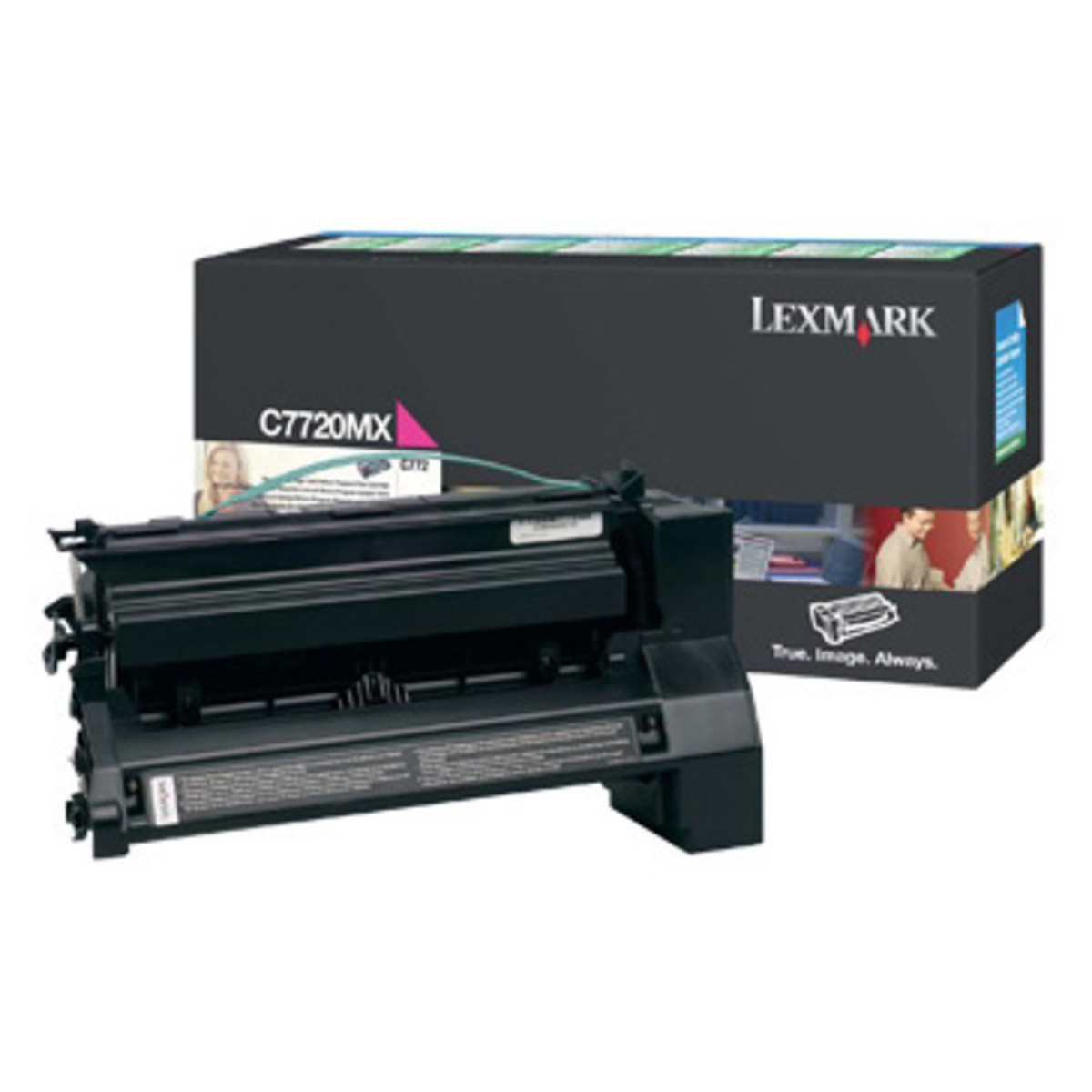 Lexmark C7720MX Magenta Toner Cartridge High Yield