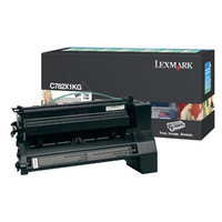 Lexmark C782X1KG Black Toner Cartridge- High Yield