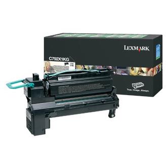 Lexmark C792 Black Toner Cartridge (Original)