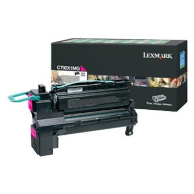Lexmark C792 Magenta Toner Cartridge (Original)