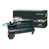 Lexmark C792X1MG Magenta Toner Cartridge - High Yield