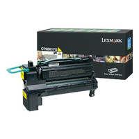 Lexmark C792 Yellow Toner Cartridge (Original)