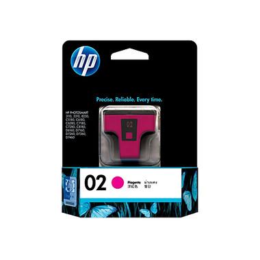 HP 02 (C8772WA) Magenta Ink Cartridge