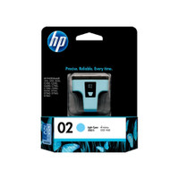 HP 02 (C8774WA) Light Cyan Ink Cartridge