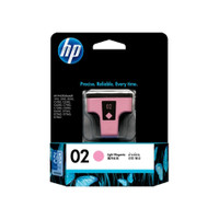 HP 02 (C8775WA) Light Magenta Ink Cartridge
