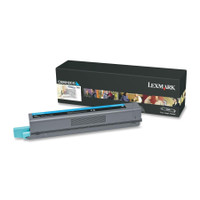 Lexmark C925H2CG CyanToner Cartridge - High Yield