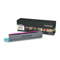 Lexmark C925H2MG Magenta Toner Cartridge - High Yield