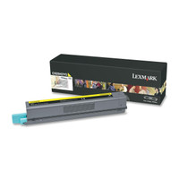 Lexmark C925H2YG Yellow Toner Cartridge - High Yield