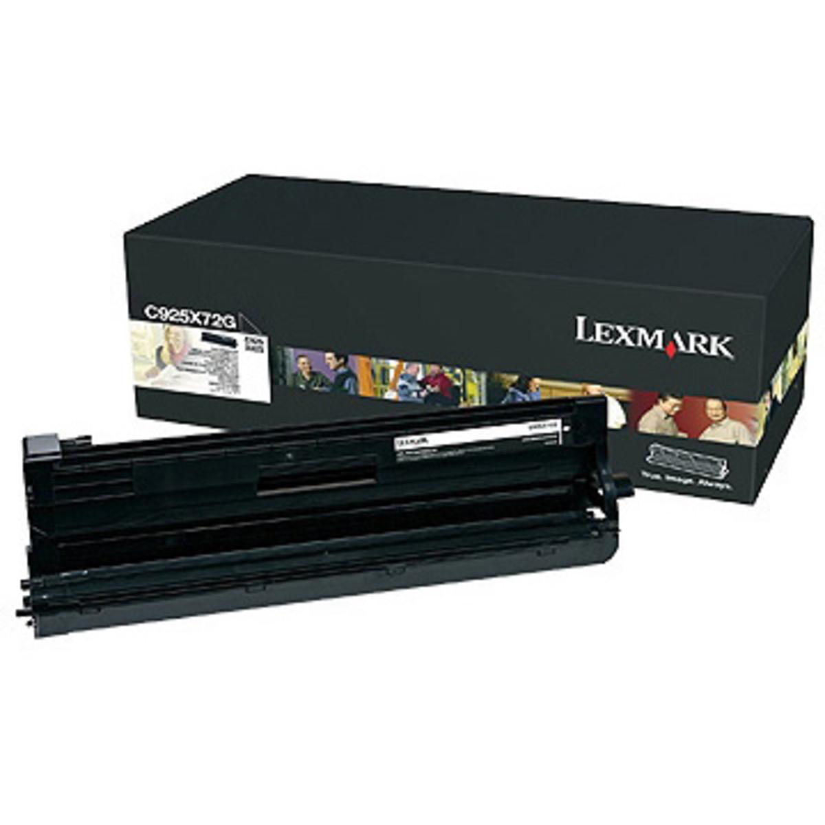 Lexmark C925X72G Black Drum Unit