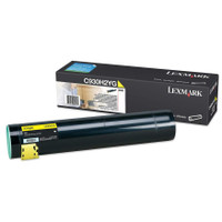 Lexmark C930H2YG Yellow Toner Cartridge
