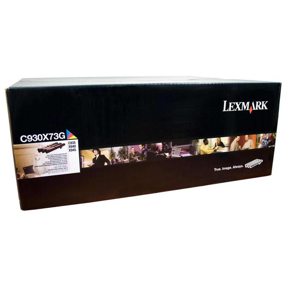 Lexmark (C930X73G) Colour Photoconductor Kit