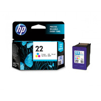 HP 22 (C9352AA) Colour Ink Cartridge - EXPIRED