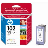 HP 102 (C9360A) Photo Grey Ink Cartridge