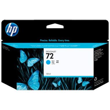 HP 72 Cyan Ink Cartridge (Original)