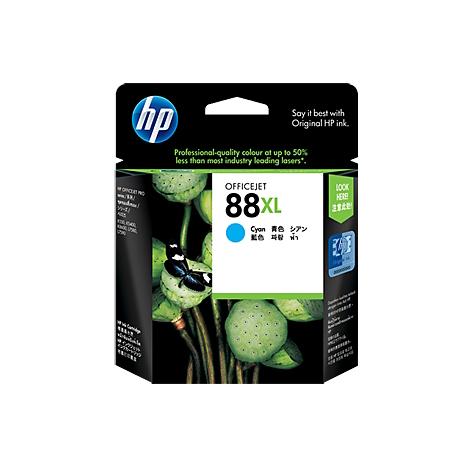 HP 88XL Cyan Ink Cartridge (Original)