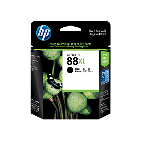 HP 88XL Black Ink Cartridge (Original)