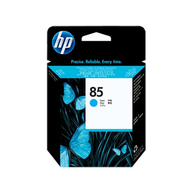 HP 85 Cyan Ink Cartridge (Original)