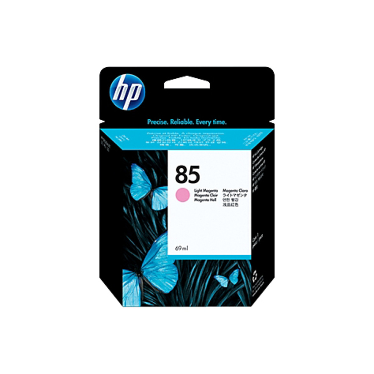 HP 85 (C9429A) Light Magenta Ink Cartridge