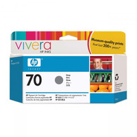 HP 70 (C9450A) Grey Ink Cartridge