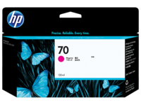 HP 70 (C9453A) Magenta Ink Cartridge