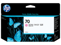 HP 70 (C9455A) Light Magenta Ink Ink Cartridge