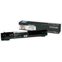 Lexmark C950X2KG Black Toner Cartridge