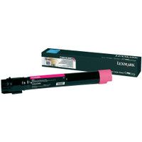 Lexmark C950X2MG Magenta Toner Cartridge