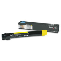 Lexmark C950X2YG Yellow Toner Cartridge