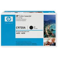 HP 641A (C9720A) Black Toner Cartridge